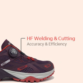 HF Welding & Cutting - Accuracy & Efficiency